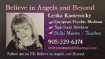 Lenka Kamenicky, Believe in Angels and Beyond