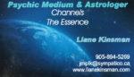 Liane Kinsman, The Essence
